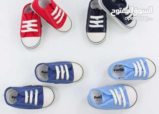 حذاء  طفل رضيع أولاد و بنات   / Convers - basket - Bébé - unisex