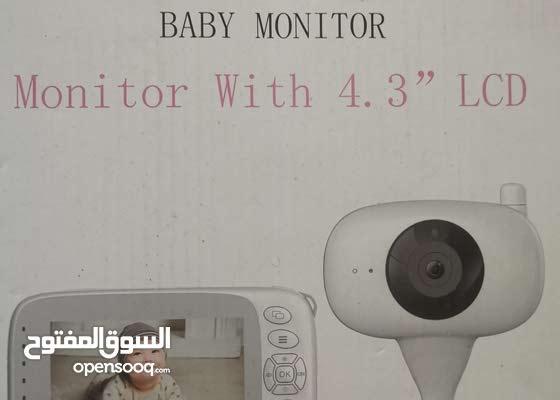 كاميرات مراقبه طفل