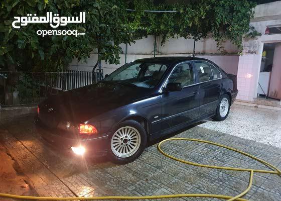 BMW E39 523i دبل فنس للتبديل فقط
