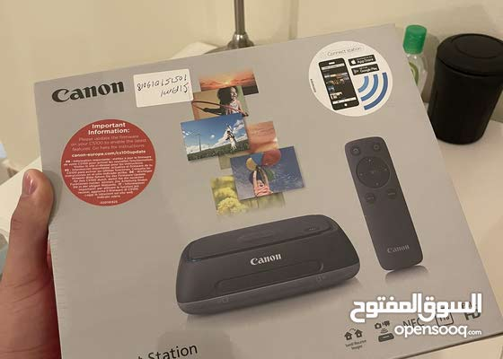 Canon connect station brand new