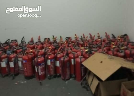 مطافي حريق مستعملة بودرة 6 كغ