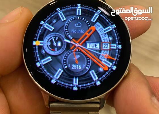 Samsung Galaxy Watch Active 2 , 44 Mm Stainless Steel