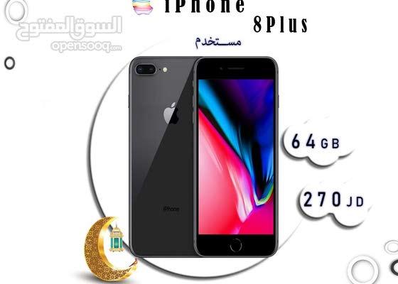 iPhone 8Plus 64G  مستخدم