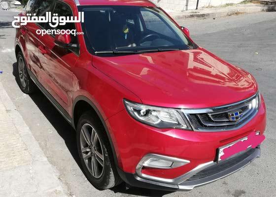 سيارة جيب Geely x7 EMGRAND 2017 بحال الوكالة