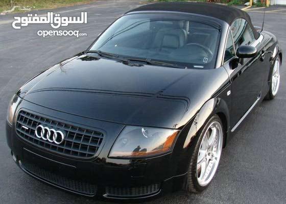 2005 اودي TT كشف للبيع