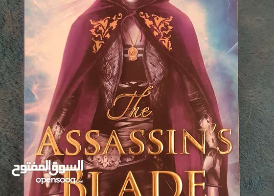The Assassins Blade by S.J. Maas