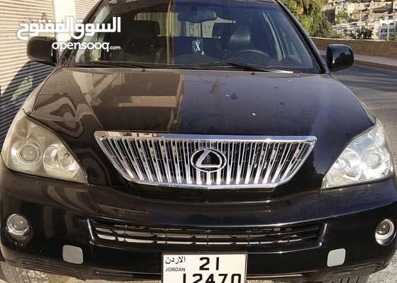 جيب ليكزس للبيع 2006 Cars For Sale Lexus Rx Amman 1st Circle 136692240 Opensooq