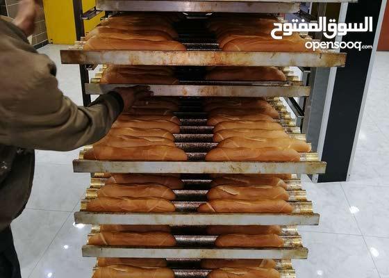 مطلوب مسوقين لمخبز (كوشة) المكان تاجوراء بئر اسطي ميلاد
