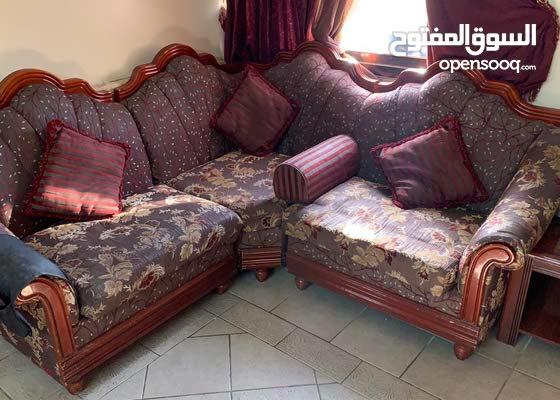 Sofa Set For Sale (good condition) 5pc