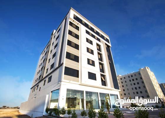 محل حديث للإيجار في أفضل المناطق حيوية - المعبيلة بالقرب من شارع السلطان قابوس