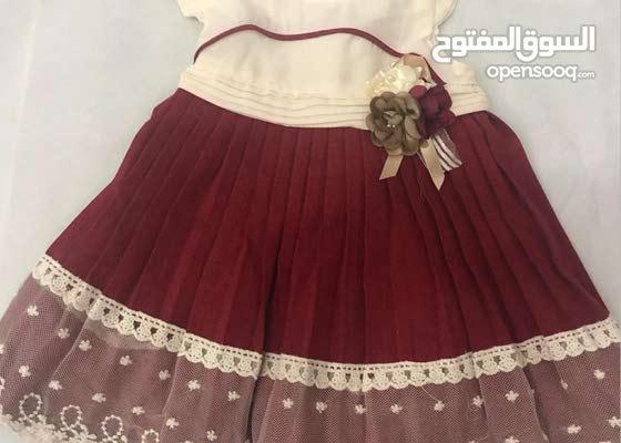 فستان بناتي  للبيع