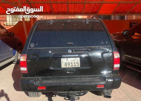 نيسان جيب سيارات للبيع نيسان باثفايندر الأحمدي أخرى 137454498 السوق المفتوح