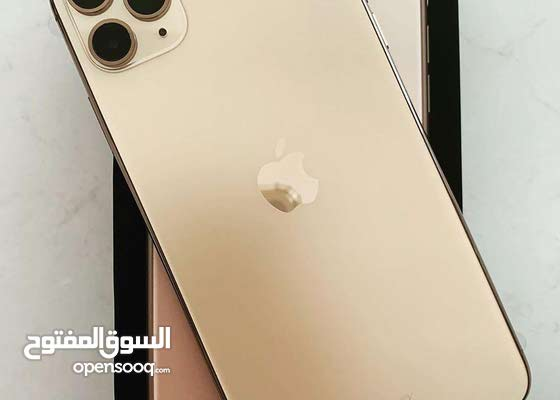 iphone 11 pro max 64 GB. 6 months warranty