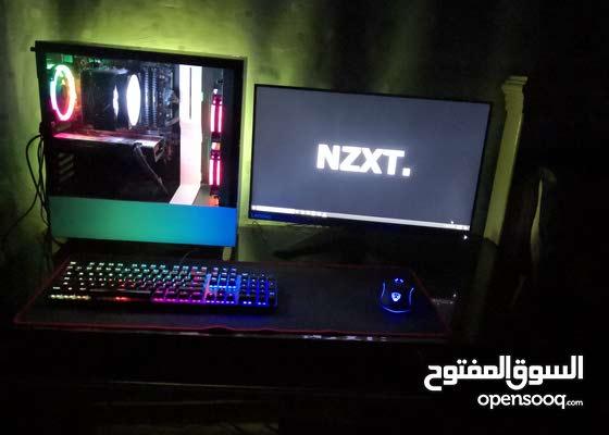 Gaming PC Custom Build جيمنج بيسي