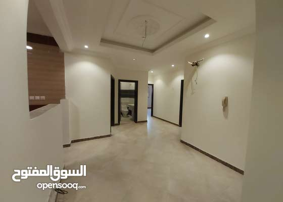 شقة غرفتين وصالة جديدة