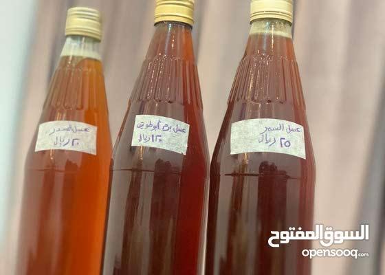 عسل السمر/السدر/برم ابوطويق 100/100