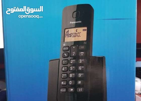 هاتف نقال ارضي Panasonic KX-TGB110