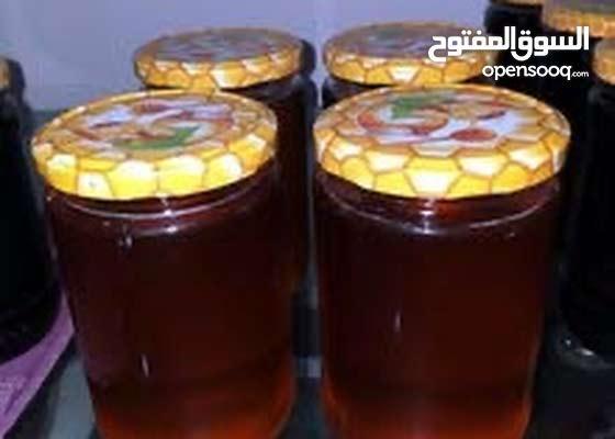 عسل عراقي طبيعي 100بال100