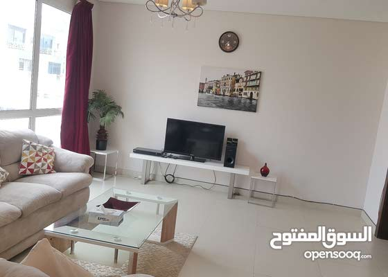 fully furnished 2 master bedrooms for rent in amwaj