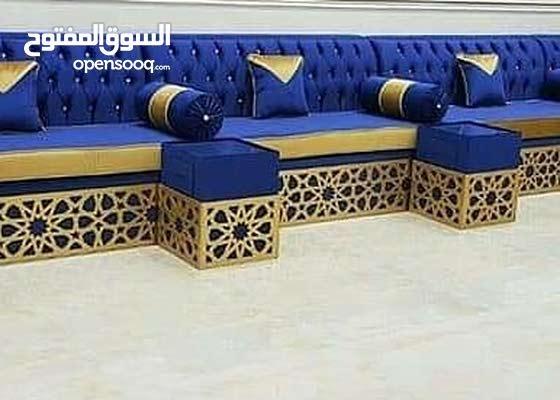 we making new sofa majlis