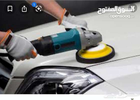 مطلوب فنيين تلميع سيارات و نانو سيراميك للعمل في الرياض