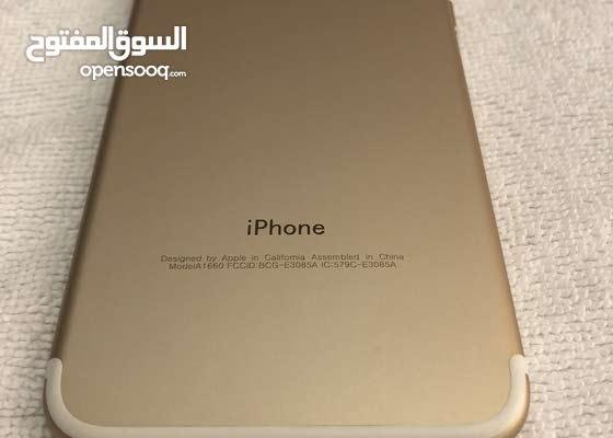 ايفون 7 32GB جيجا مستعمل بحالة الجديد