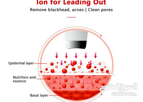 nettoyage de peau ultrasons muye 8815