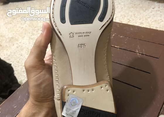 حذاء رجالي جديد (صنع إيطاليا)