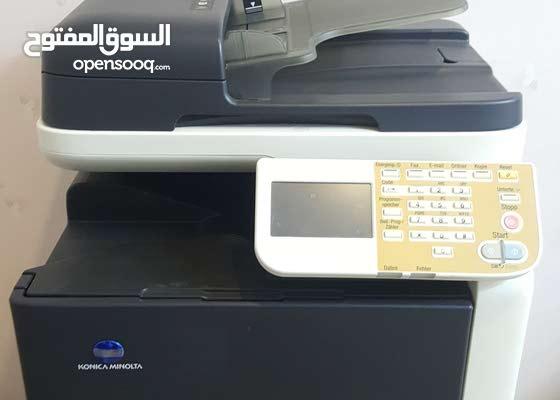 bizhub c35 printer/  bizhub c35 طابعه