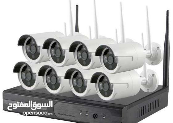 8 IP Camera Systems