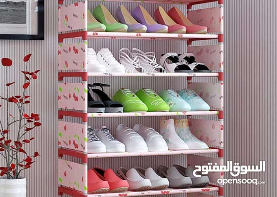 Multi-Layer Shoes Rack Dustproof