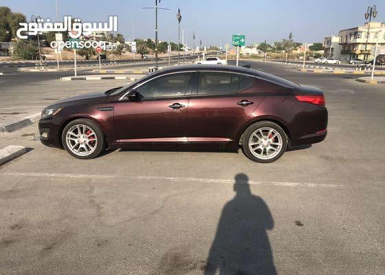 Kia Optima 2012 import USA