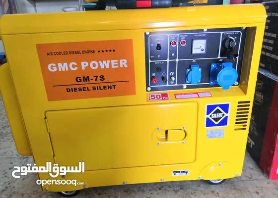 مولدات كهربائية من عدة ماركات أمريكية وتركية متميزة