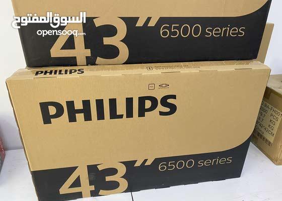 """Philips 43"""" smart 4K uhd ultra slim tv brand new for sell"""