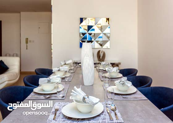 ''5-bedroom SEA-VIEW THE WHOLE APARTMENT'' JBR