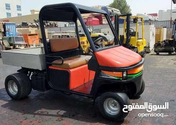 club car golf car carryall سيارة نادي جولف سيارة كاريال