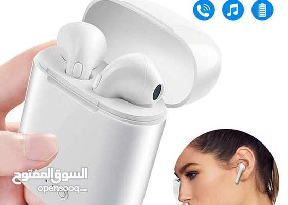 écouteurs Bluetooth I7mini بثمن مناسب