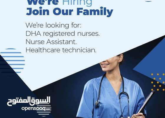 we're hiring nurses Immediately