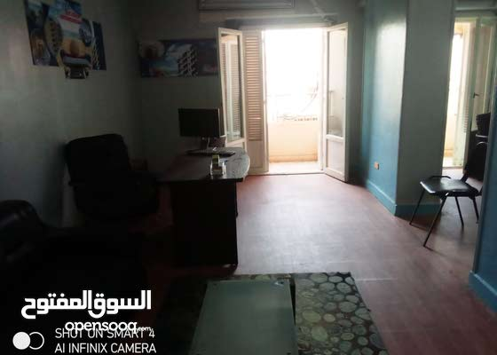 شقه ايجار جديد في شارع التحرير الرائيسي برج اداري دوبلكس