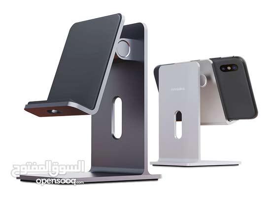 Hagibis Adjustable Mobile Phone Stand Holder حامل الهاتف المحمول قابل للتعديل