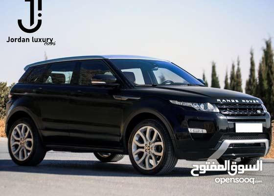  Range Rover 2013 Evoque Si4 Dynamic
