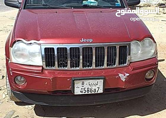 جيب شيخ زايد Cars For Sale جيب جراند شيروكى بنغازي الرويسات 135786178 السوق المفتوح