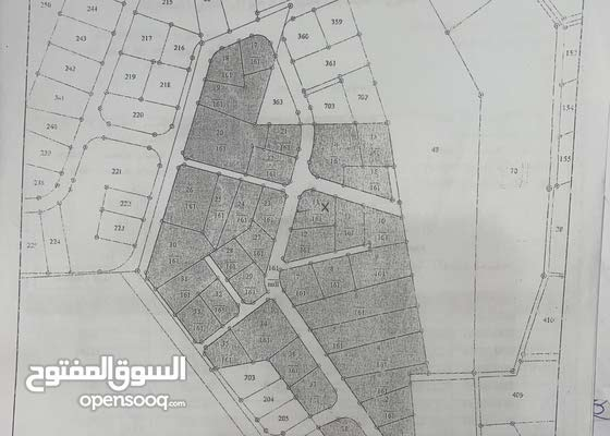 قطعة ارض للبيع في الاردن ابو نصير