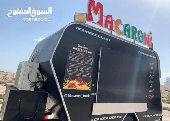 food truck for sale عربة طعام للبيع