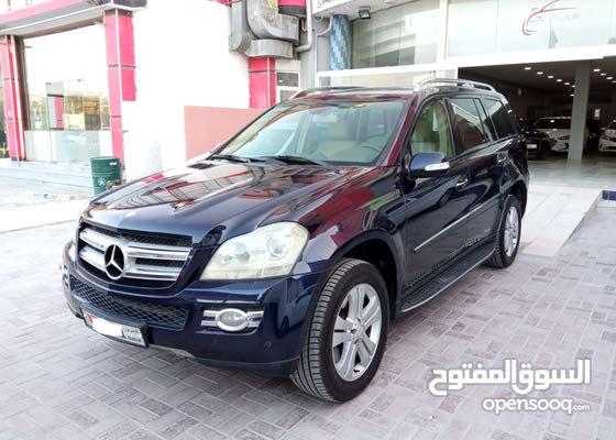 Mercedes GL 450 2007 Full