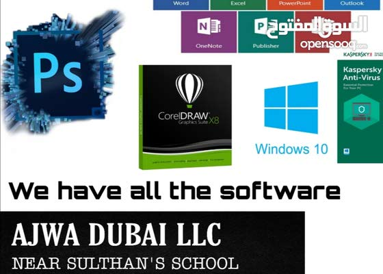 All software installation Available
