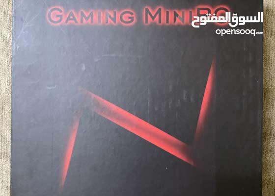 كمبيوتر العاب صغير ~ mini pc gaming
