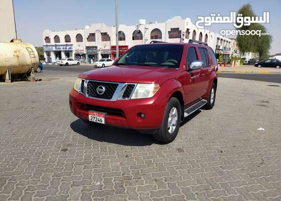 Nissan Pathfinder 2011 SE