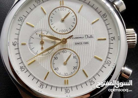 MASSIMMO DUTTI WATCH ORIGINAL