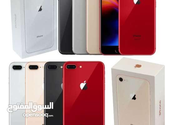 ايفون 8 بلس افضل الاسعاررفي الممكله  Iphone 8+